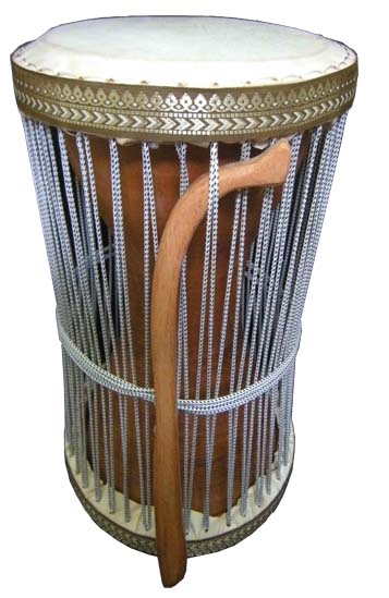 talking african drum