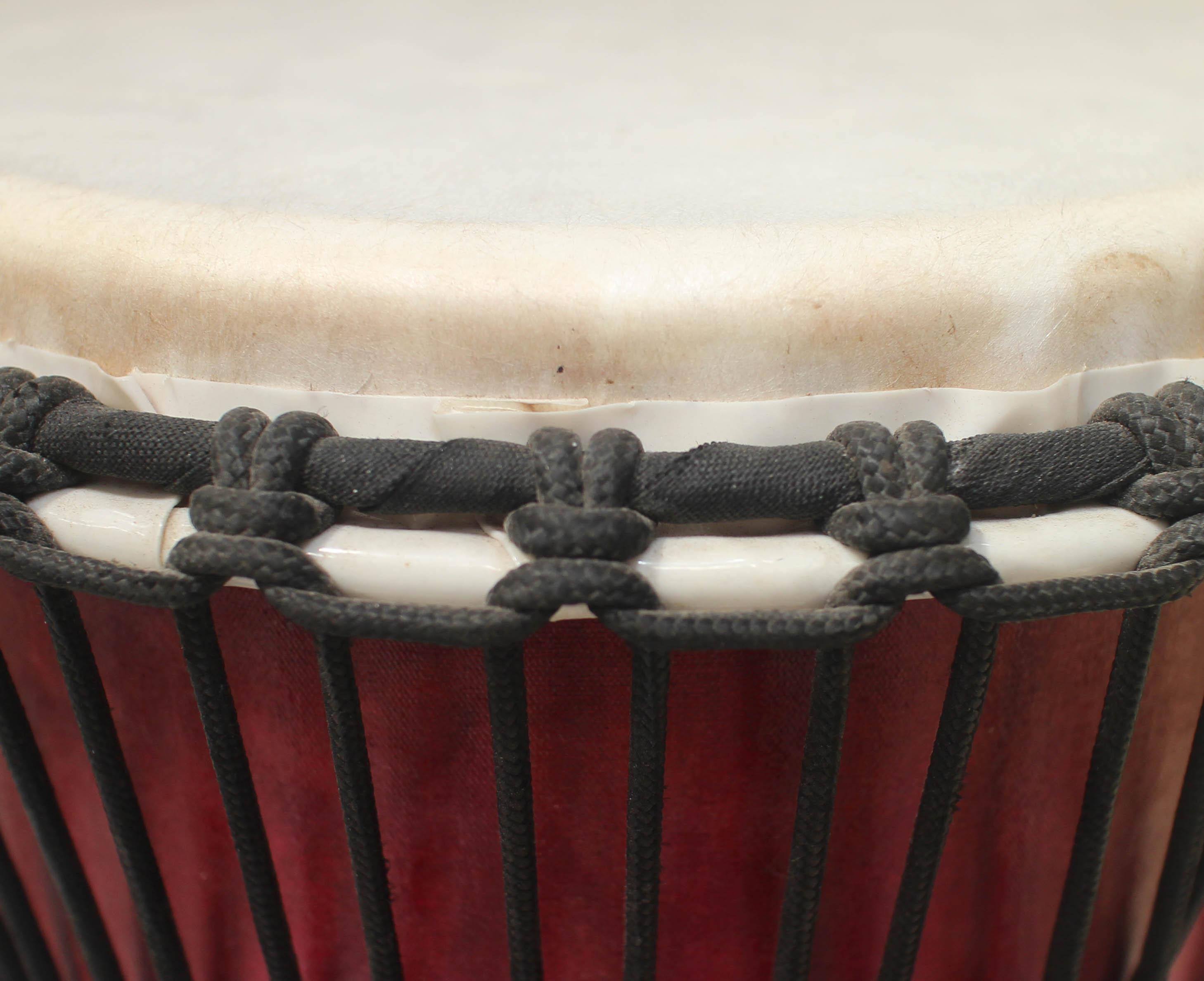 ESPVC-4C pvc hand drum