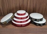 Frame Drum & Tambourine